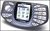 n-gage game deck